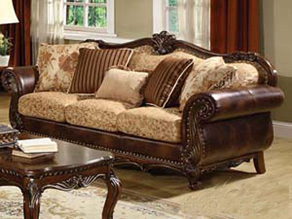 traditional sofa | Home >> Sofas & Sectionals >> Traditional Sofas >>  Acerito Traditional .
