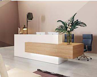 Reception desk office negozio hotel front office hotel furniture office  furniture waiting area italian design