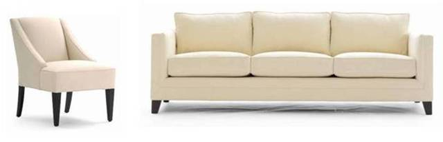 Upholstered Chairs And Sofas