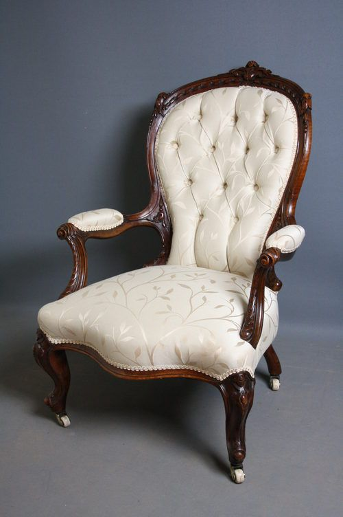Perfect Victorian Armchair 18 With Additional Home Decor Arrangement Ideas  with Victorian Armchair