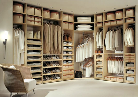 perete1 Wardrobe Design Ideas For Your Bedroom (46 Images)