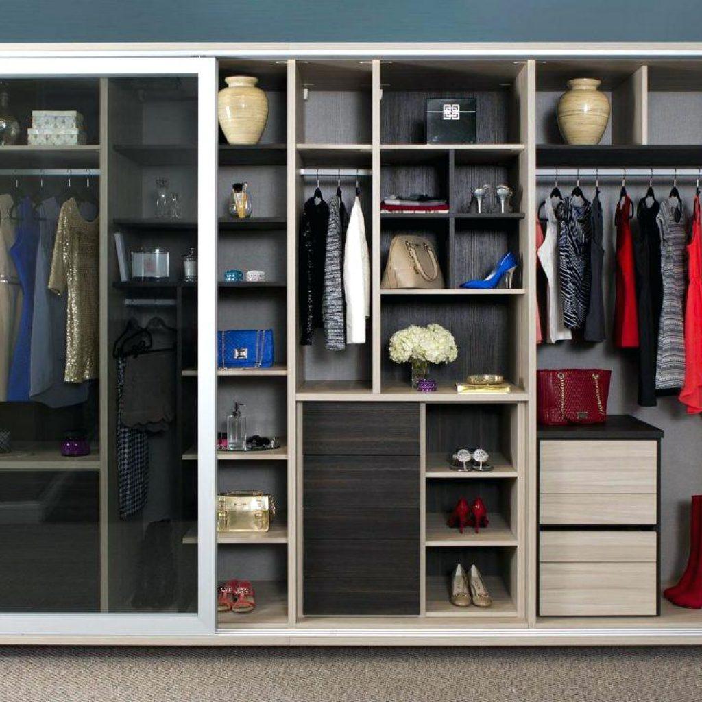 built in wardrobe storage ideas design closet drawers closet Wardrobe  Shelving Ideas designing home