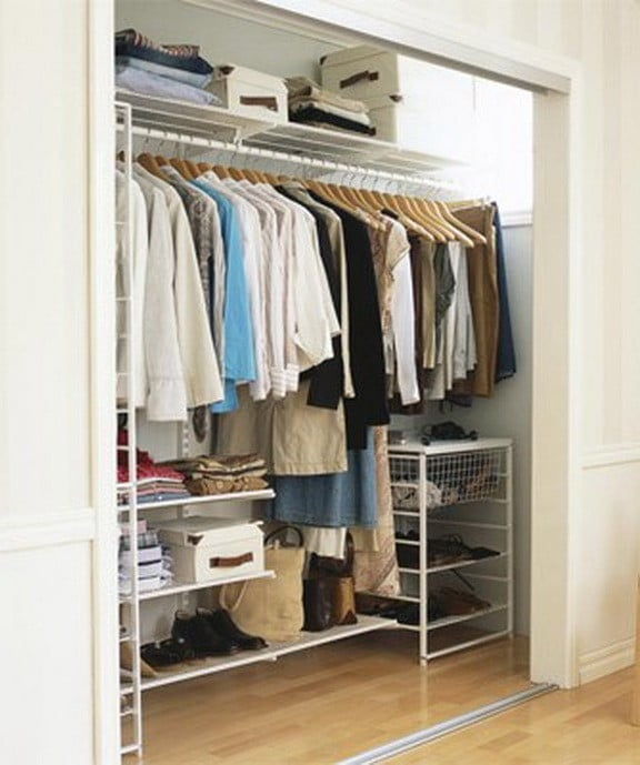 Wardrobe Closet Storage Ideas_10
