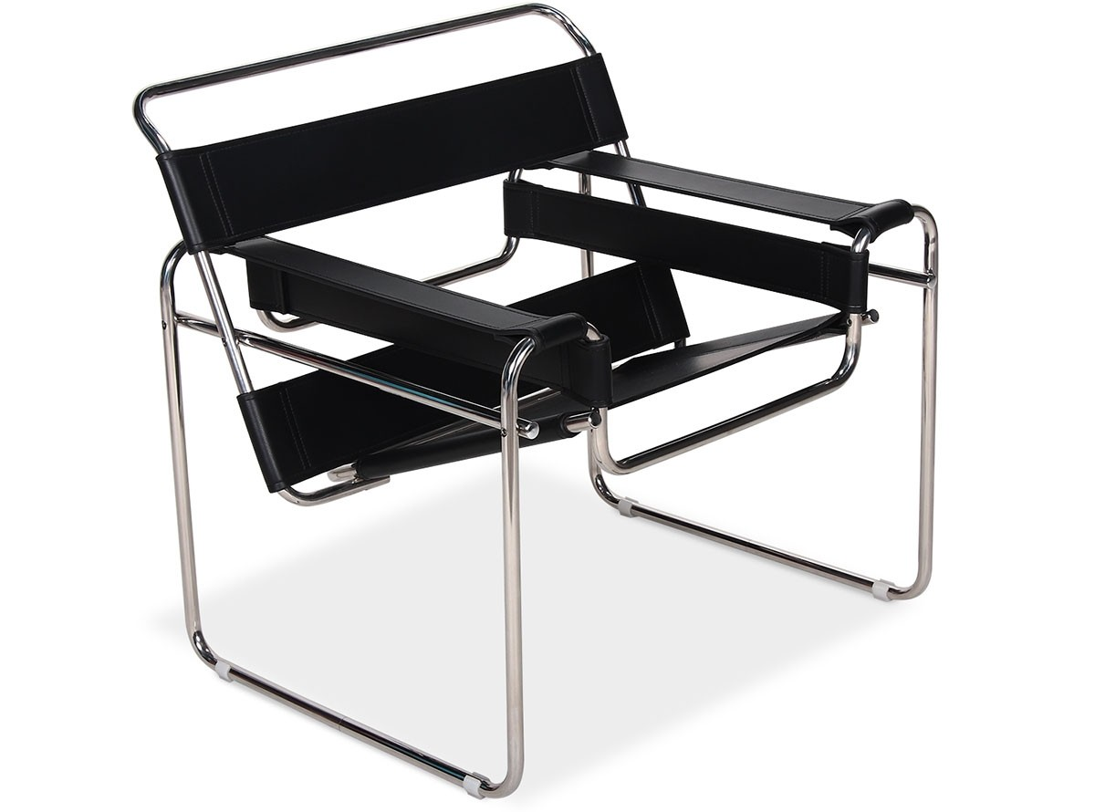 Wassily Chair | Platinum Replica