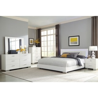 Buy White Bedroom Sets Online at Overstock | Our Best Bedroom Furniture  Deals