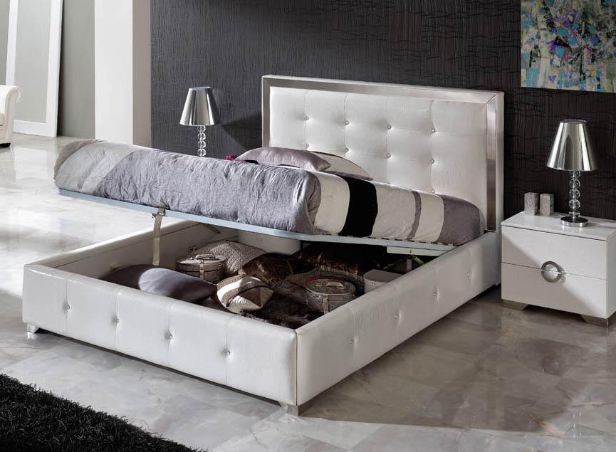 Gertruda EF White Bedroom Set