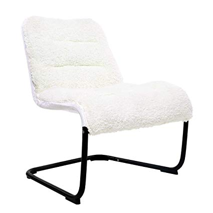 White Comfy Chair