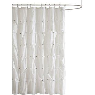Ellesmere Port Cotton Single Shower Curtain