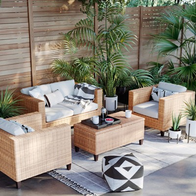 Fullerton Wicker Patio Furniture Collection - Project 62™