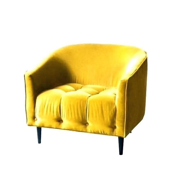 yellow velvet chair awesome mustard armchair large amber