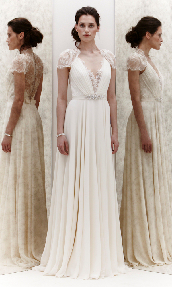 The Clic Vintage Style Wedding Dresses