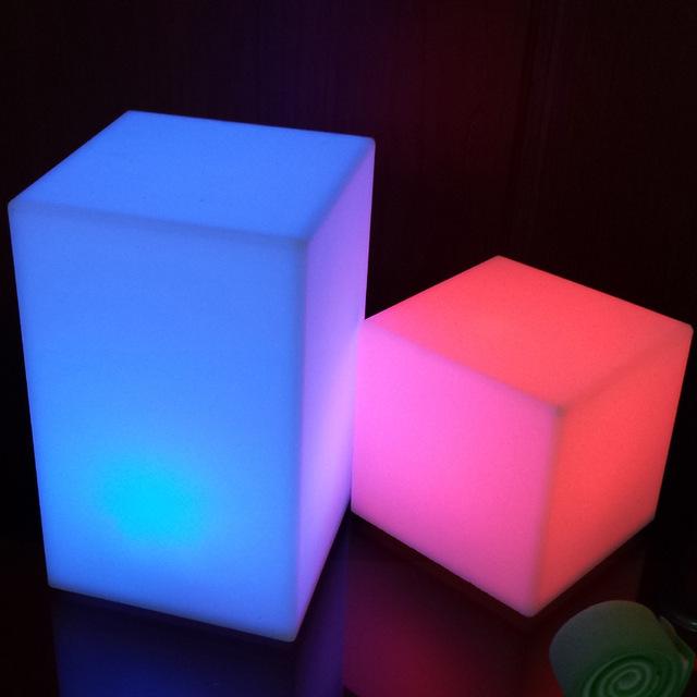 110*170mm cordless led mood light table lamp rechargeable, break-resistant  waterproof table FAIKGJV