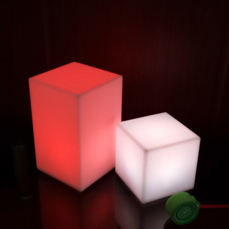 110*170mm cordless led mood light table lamp rechargeable, break resistant  waterproof table JJPRFEW