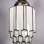 Art Deco Lighting Design, style, and sense of life