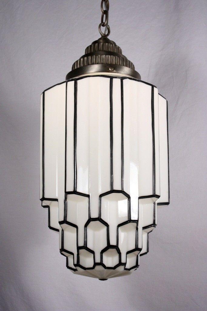 Art Deco Lighting Design, style, and sense of life