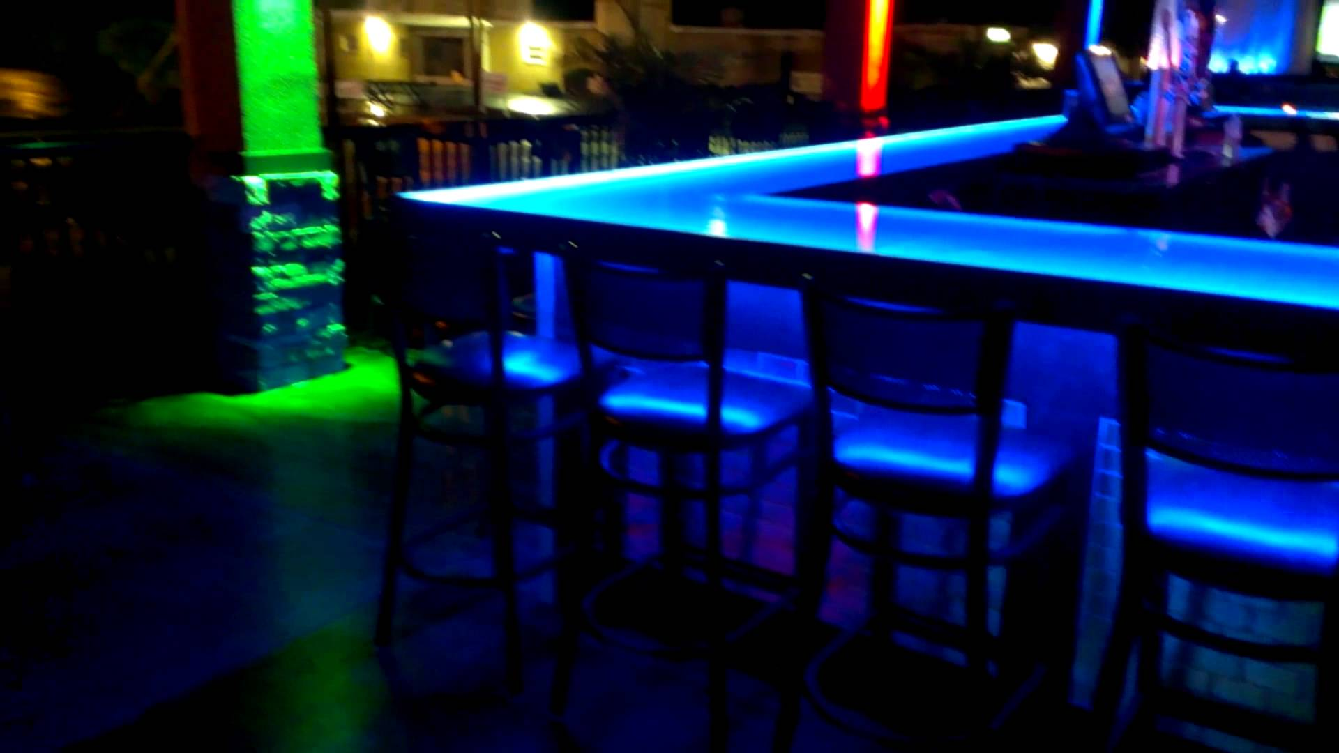 bar and nightclub led lighting ideas - youtube JIUFKKU