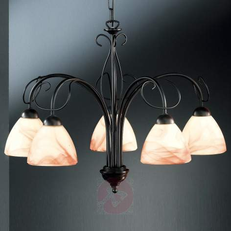 country house lighting cottage hanging light in a country house style RORGQLF