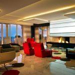 Indirect LED interior lighting