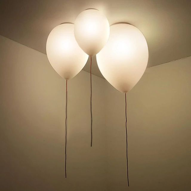 Kids Room Lamps ceiling lights for kids room children ceiling lamp modern light fixture  ballon SHZAQOT