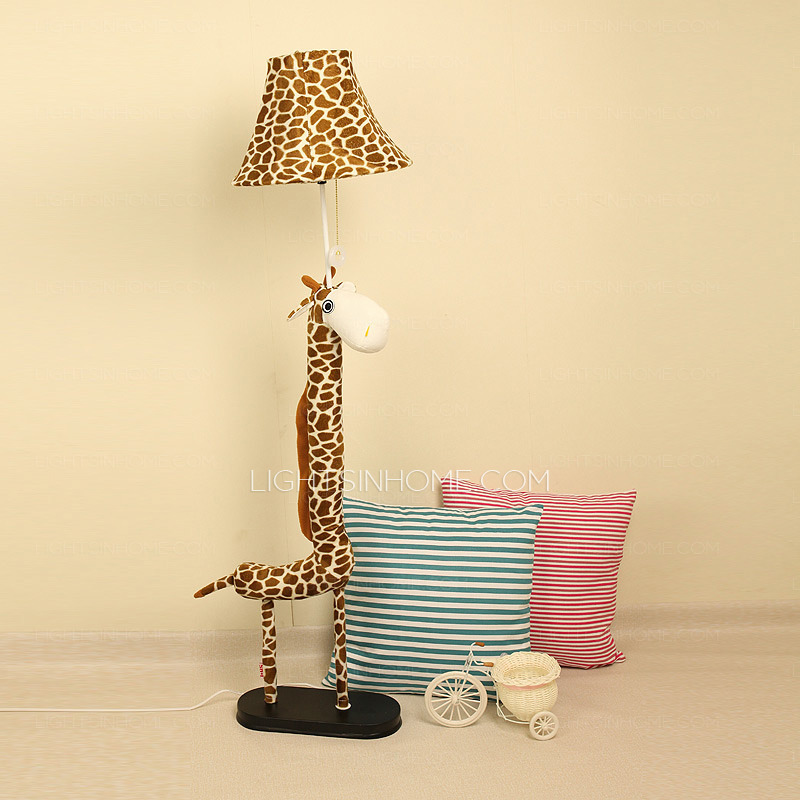 Kids Room Lamps giraffe shaped kids room floor lamps 49.6 OXJXZUA