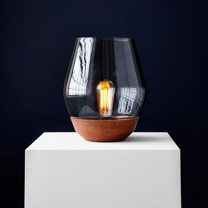 Matching lamps for small spaces