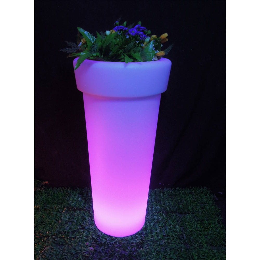 led flower pots led flower pot 68 x 95cm by easy days - commercial supplies nz HMVWMYX