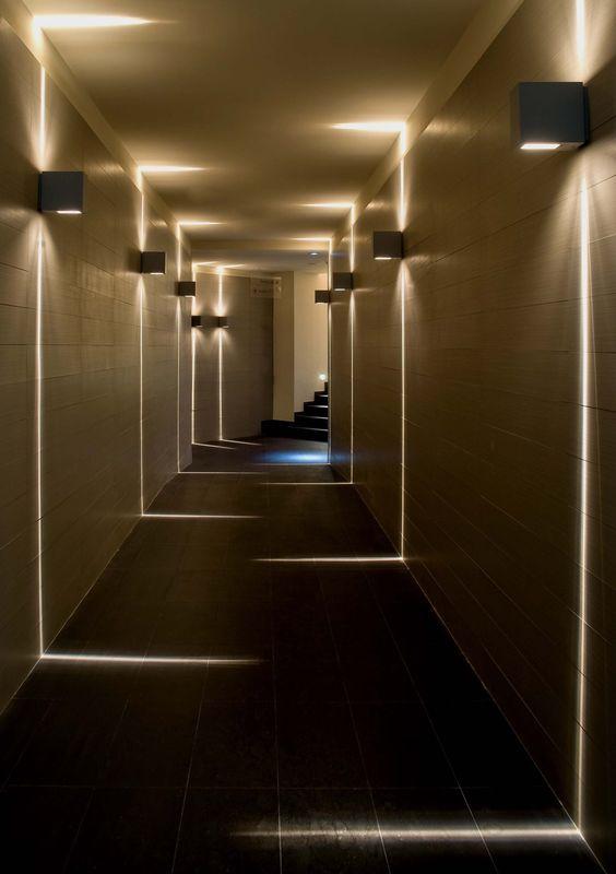 led light design for homes 14 alluring wall led light designs to enhance your interior design ALXTJQO