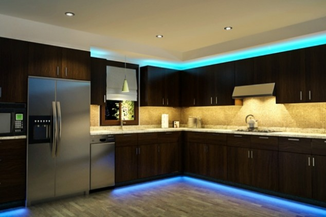 led light design for homes 15 adorable led lighting ideas for the interior design MWYTLIG