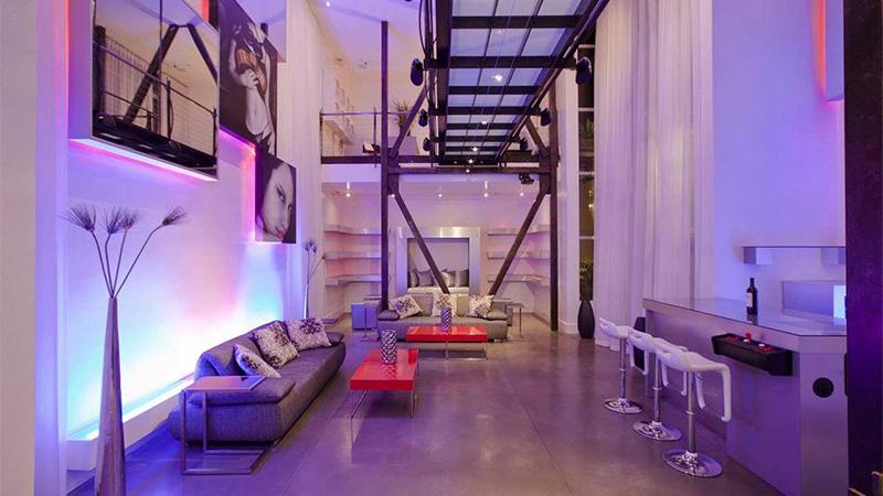 led light design for homes 30 creative led interior lighting designs TIFXALP