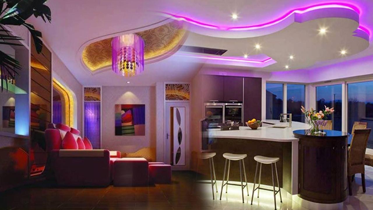 led lighting ideas for home ( part 1 ) JDCONBQ