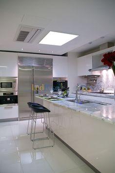 led panel kitchen lighting flat led light for kitchen, living room or home office 72w 370,00 u20ac UCCMDKJ