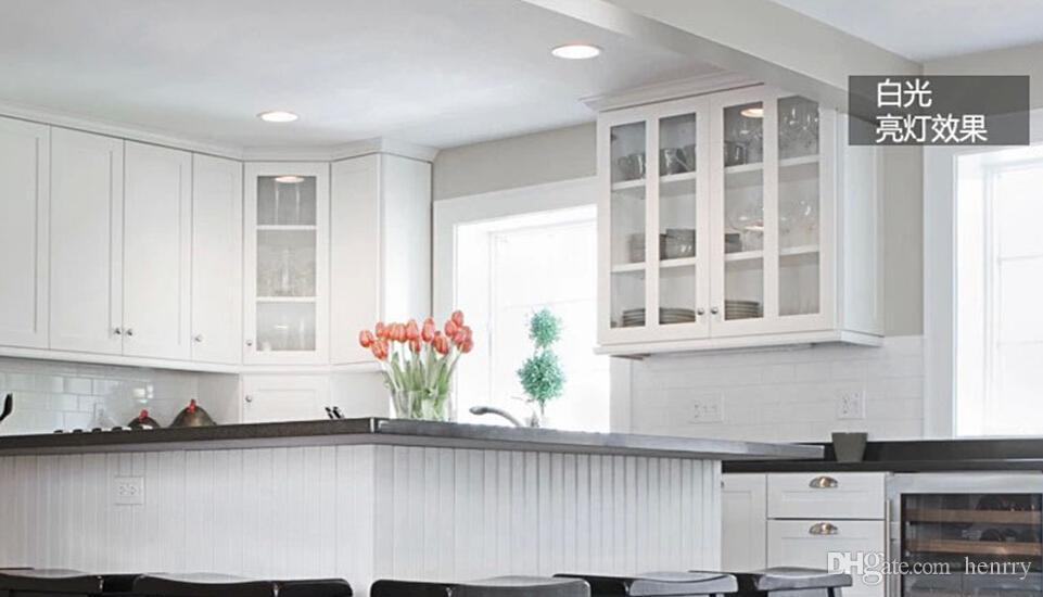 led panel kitchen lighting led panel ceiling lights. slim led panel downlight. corridor round panel  light. ZYUGWYG