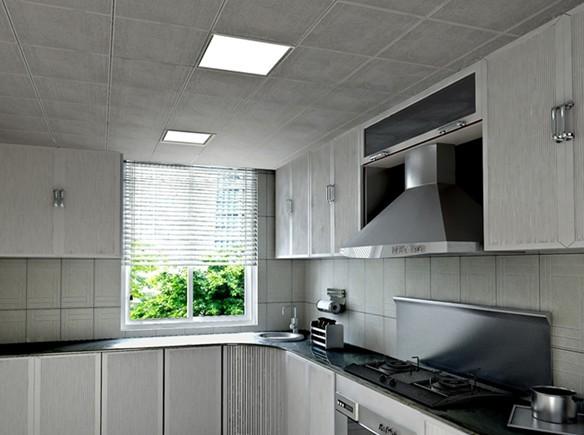 led panel kitchen lighting recessed 12w smd led flat panel light 300 x 300mm 120 ° for HTANPLS