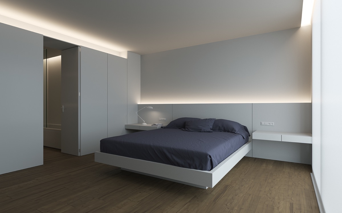 lighting ideas for bedroom 25 stunning bedroom lighting ideas VYDOLZP