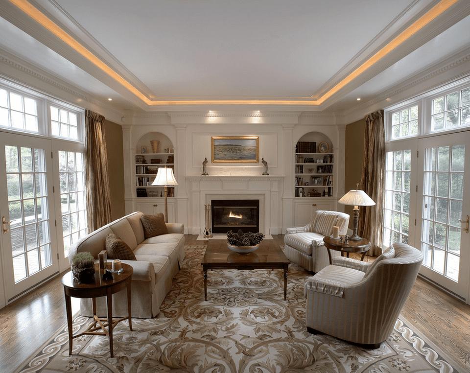 Lighting ideas for living room 9+ top living room lighting ideas USDTNYL