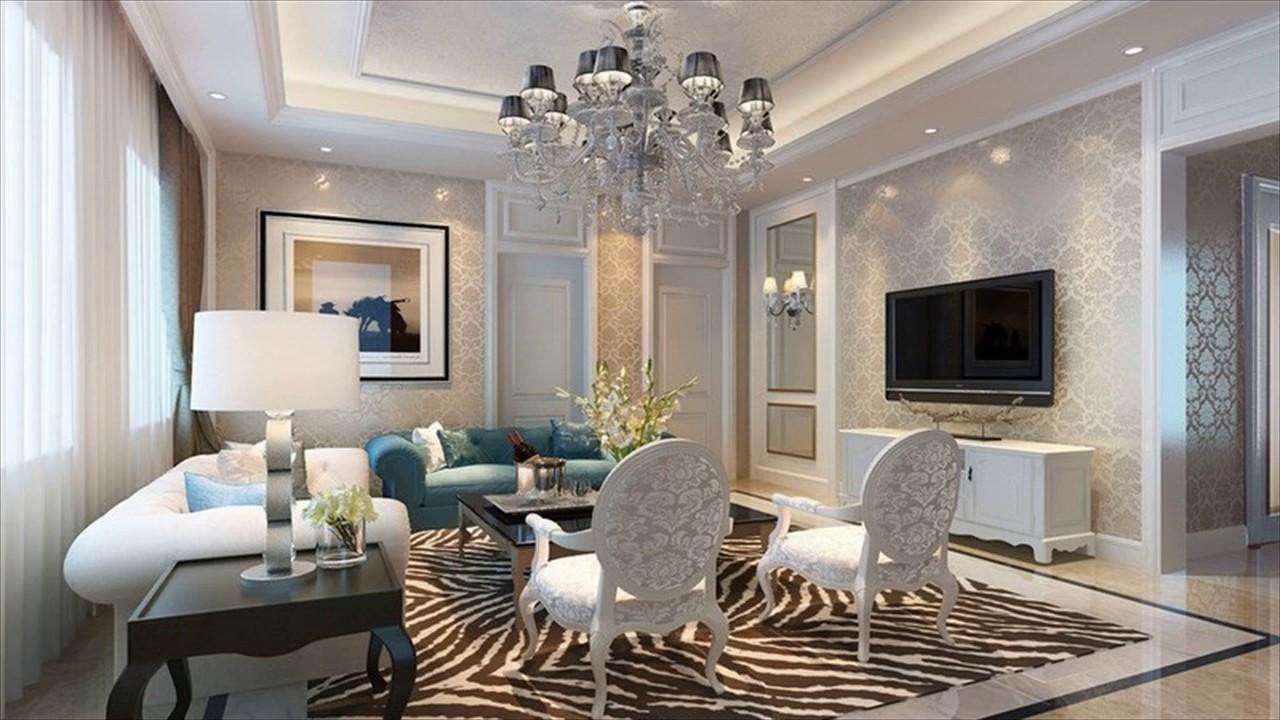 Lighting ideas for living room living room ceiling lights ideas - youtube JNJBEOD