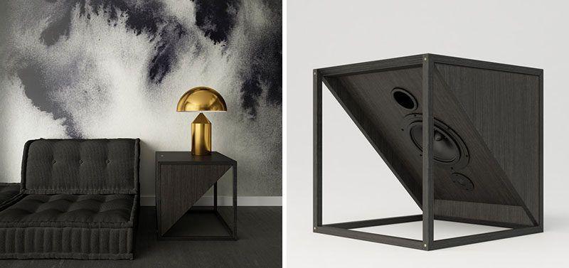 minimalist lamp system design studio jla, have created a minimalist side table that doesnu0027t just LCJZSGS