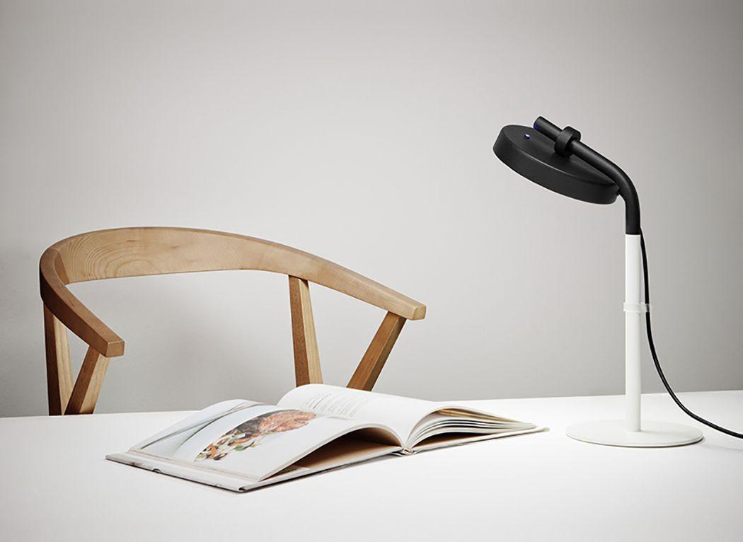 Minimalist lamp system – minimalist but effective