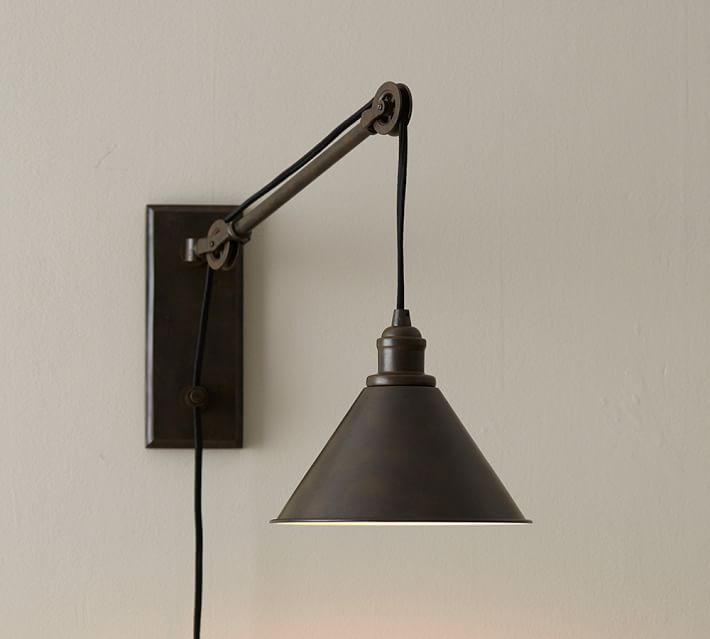 minimalist lamp system simple interior architecture inspirations: charming plug in wall lamps for  bedroom of SJTZFII