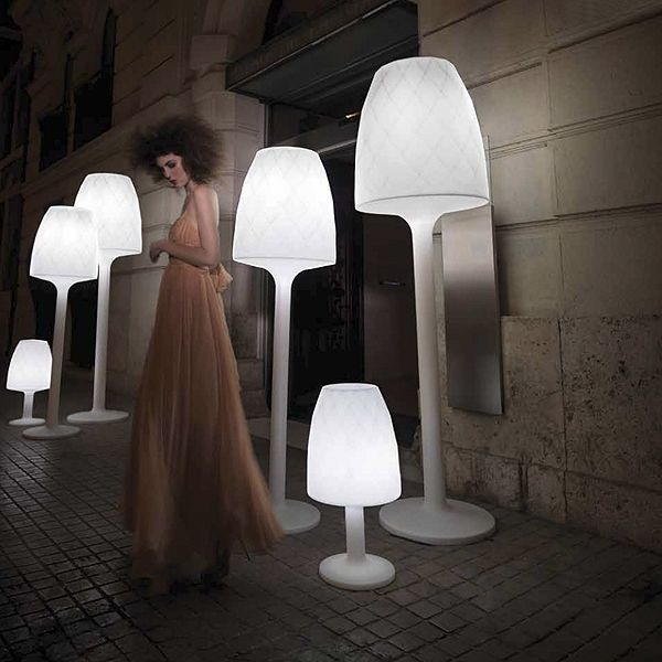 modern outdoor lamps vondom, vases, patio, lights, outdoor, light, floor, lamp -  homeinfatuation.com WVDFZXE