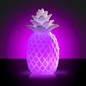 mood light table lamp image is loading led-colour-changing-pineapple-light-mood-lighting-table- CPMLQFD