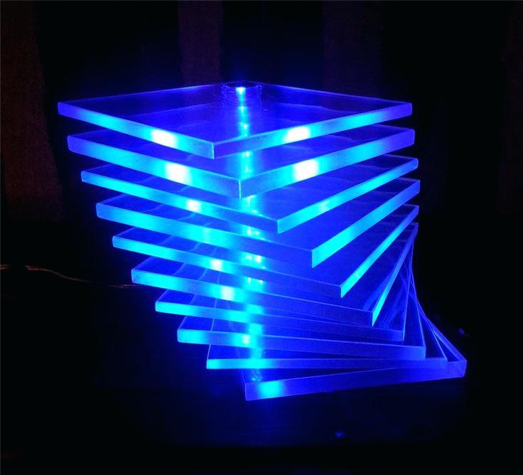 mood light table lamp mood light lamps adjustable blue led table desk accent mood light lamp mood JSXKRLG