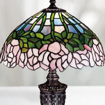 tiffany lamps tiffany-style lighting BKRESKG