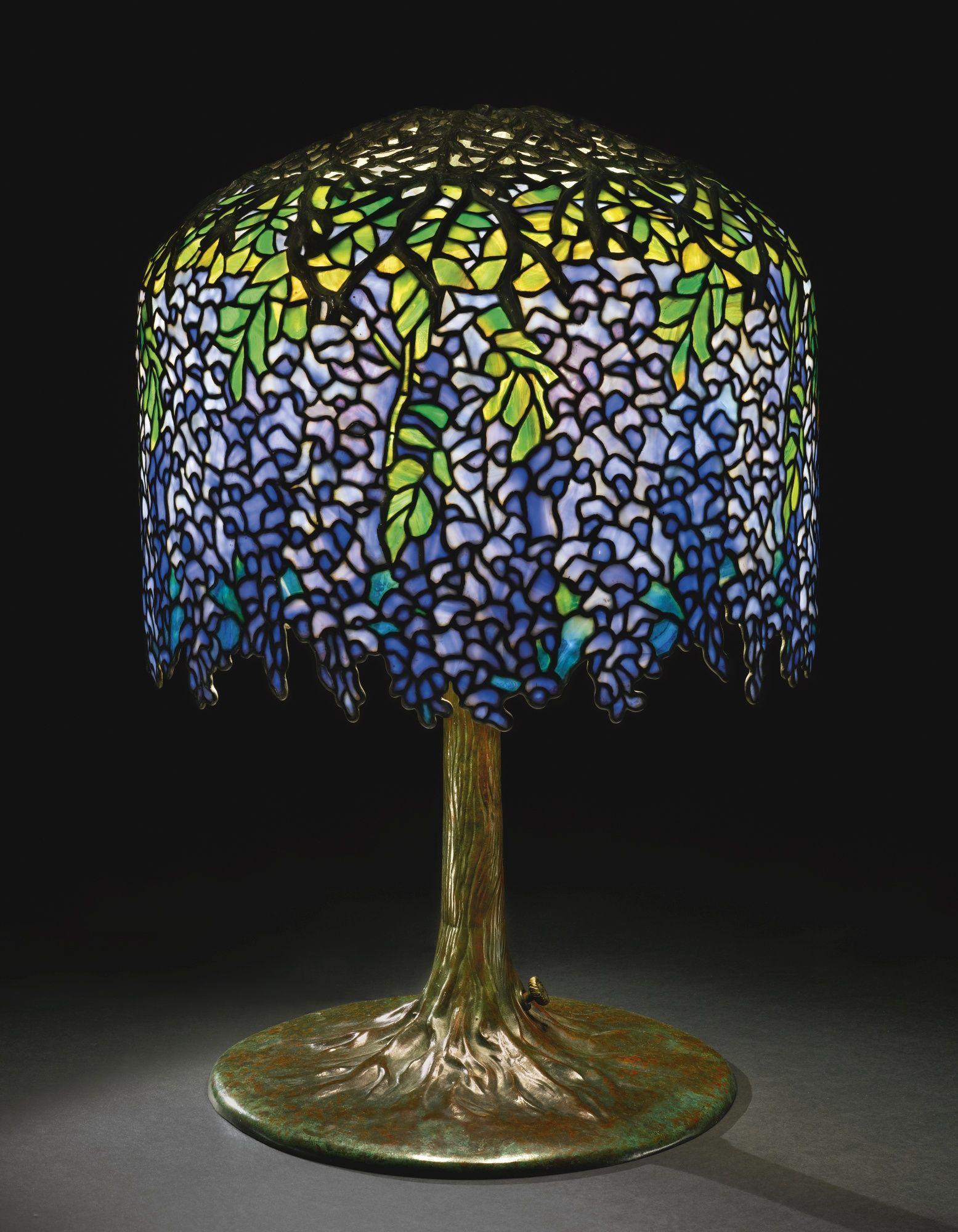 tiffany lamps  XRCSNFM