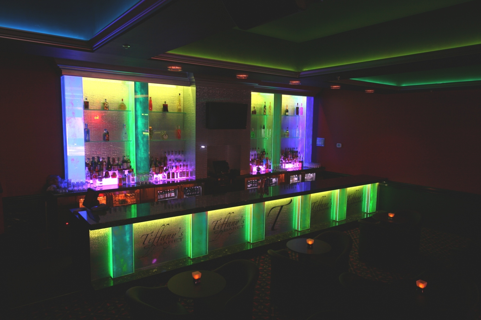 top 5 led lighting ideas for nightclub and bar design XTOWKBS