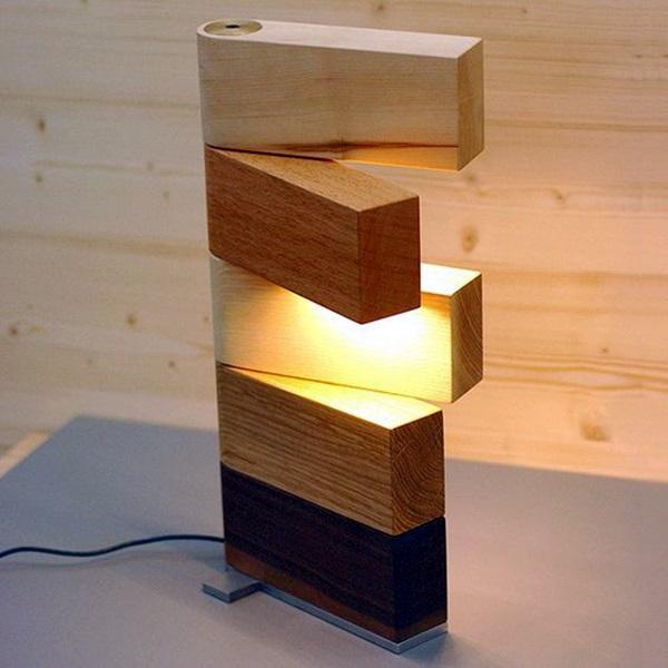 wood lamps designs 40 beautiful wooden lamp designs (@home) YJJUNOW