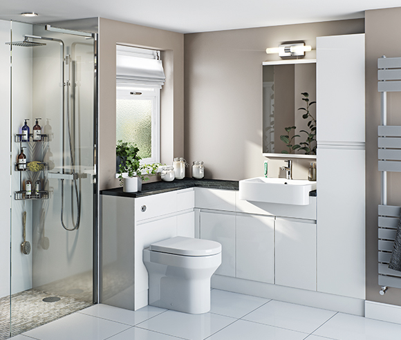 Bathroom furniture: furnishing ideas for your bathroom!