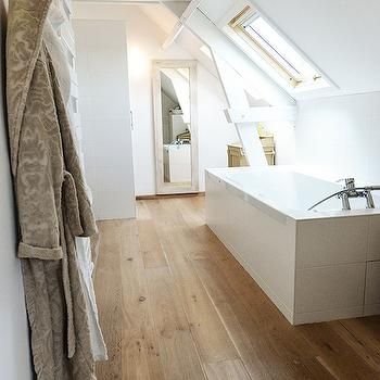 bathrooms pitched roof attic bathroom ideas WTPIINL