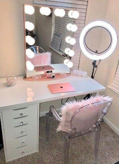 beautiful vanity makeup vanity JXTLYMR