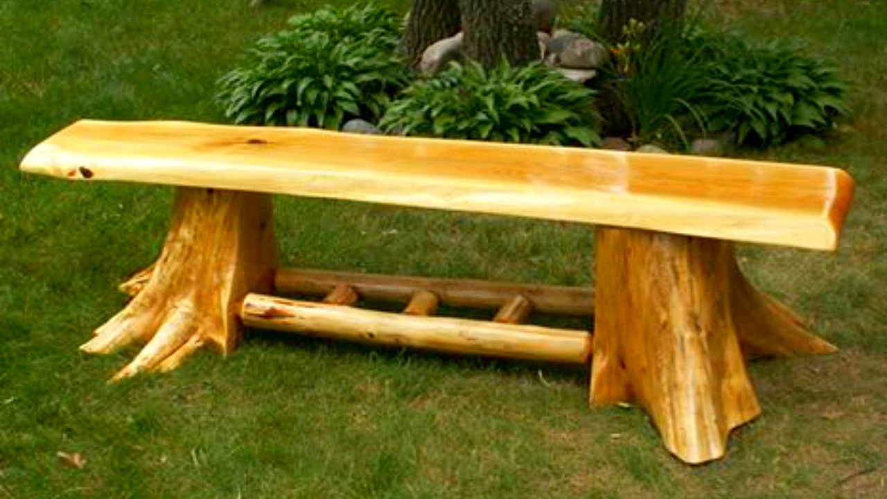 Bench ideas 50 wood bench diy creative ideas 2017 - amazing bench design part.3 - OXDREQS
